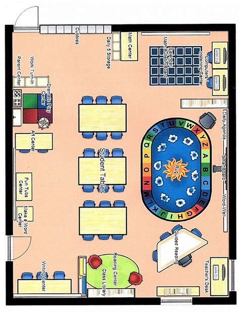 layout for kindergarten classroom beautiful preschool classroom floor plans floor plan floor