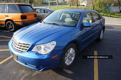 2007 Chrysler Sebring Sedan by 2007 Chrysler Sebring Touring Sedan 4 Door 2 4l