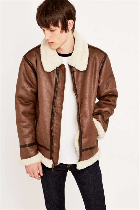 Bomber Outer Coat Jaket Wanita Outerwear Sweety Bomber alpha industries b 3 sherpa bomber jacket in brown for