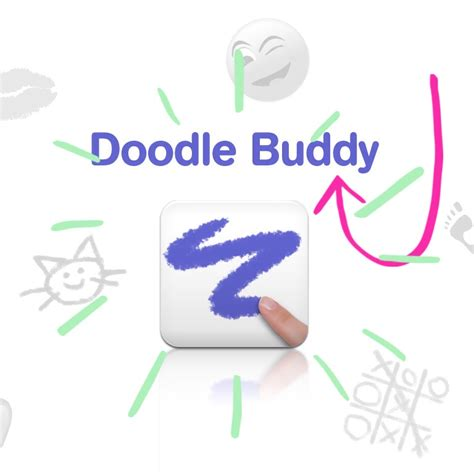 how to draw with friends on doodle buddy tip tuesday a free app for those days you didn
