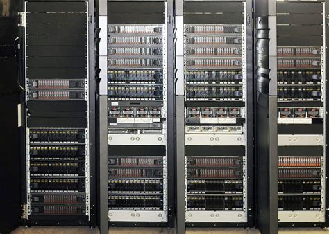 San Shelf by Emc Symmetrix Vmax San System 5 X Populated Rack With