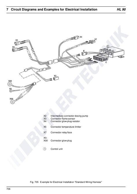 webasto air top 2000 wiring diagram circuit diagram maker