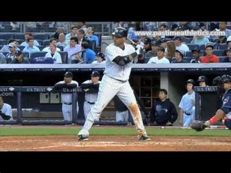 robinson cano swing robinson cano baseball swing slow motion hitting clips