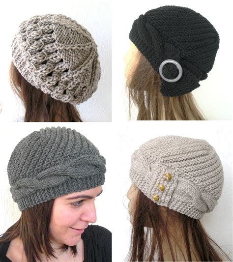 knit hats free knitting patterns about
