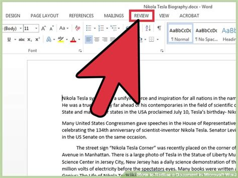 How To Redline A Document