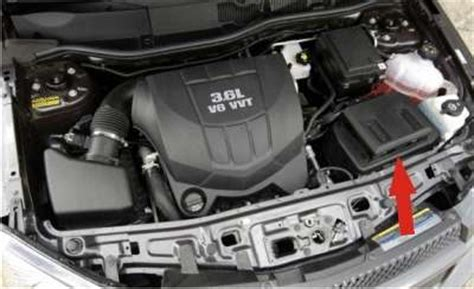 chevy equinox 2011 battery location | get free image about