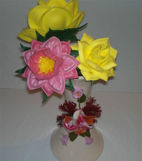 imagenes de flores fomix flores de foami