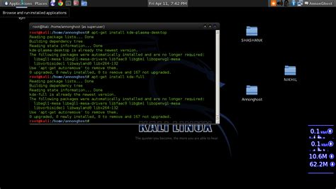 kali linux terminal tutorial blog about daily interaction with technology how to