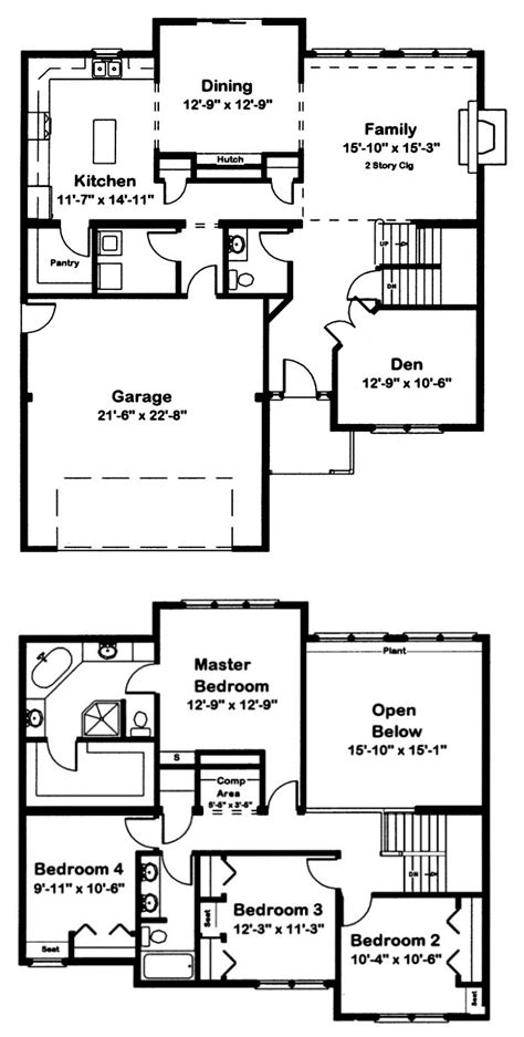 mission floor plans mission cove modular home floor plan