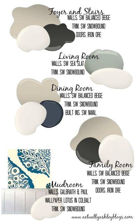 whole house paint scheme best 25 house color palettes ideas on pinterest coastal colors coastal color