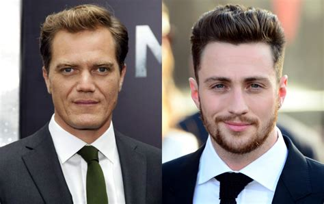 aaron taylor johnson jake gyllenhaal michael shannon and aaron taylor johnson become nocturnal