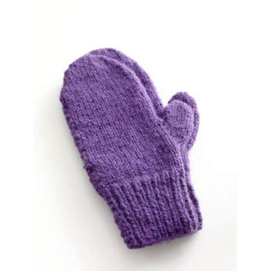 lion yarn pattern finder easy knit mittens in lion brand jiffy 80672ad knitting