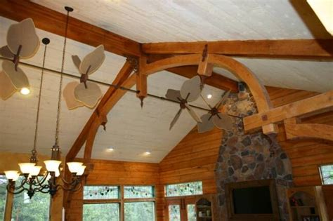 belt driven fan system i these horizontal ceiling fans from http