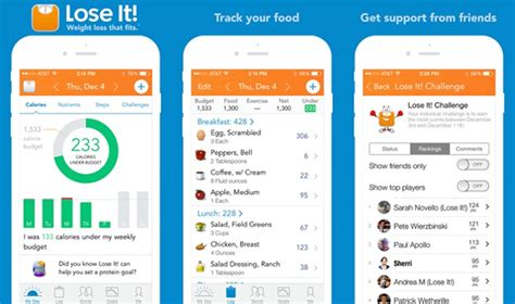 lose it app for android top 7 best calorie counter apps for android and iphone apptrawler