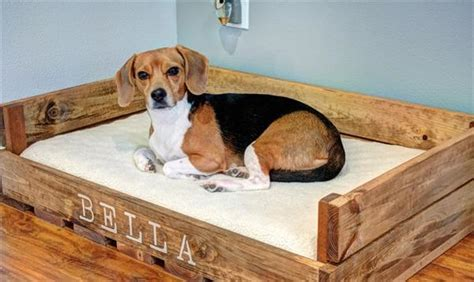 dog bed made from pallets 11 diy pallet dog bed ideas 99 pallets
