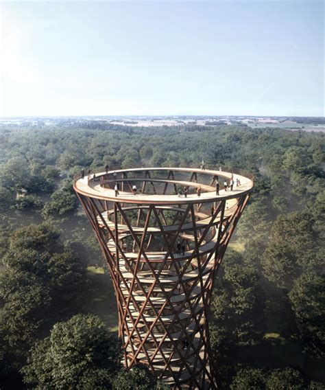 observation tower plans effekt s treetop experience observation tower offers a