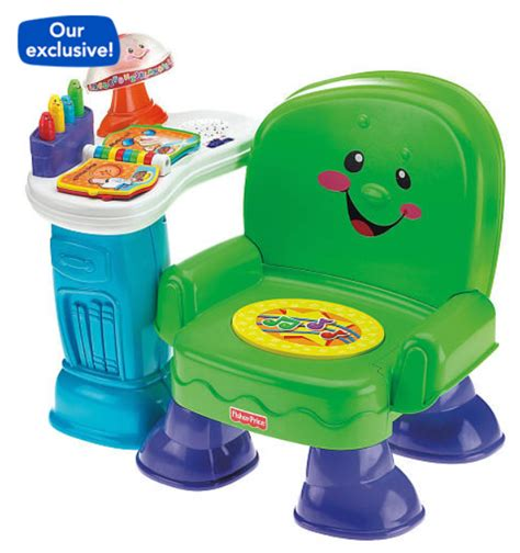 fisher price laugh learn song story chair just 15