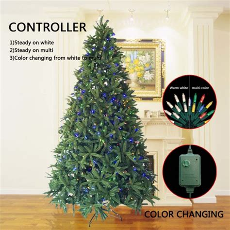 tree easy assembly shop for decorated trees 4 foot fir tree with 80 led lights easy assembly warm white