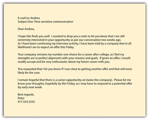 Closing A Negotiation Letter Sle Letter Of Offer Negotiate Salary Cover Letter Templates