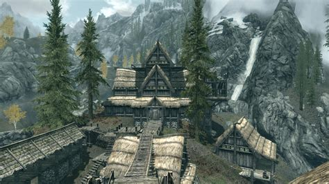 Build Your Own City   Becoming a Lord   ALPHA at Skyrim