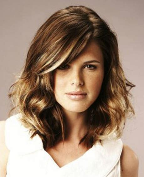 hairstyles and colors for long length hair trendy shoulder length haircuts