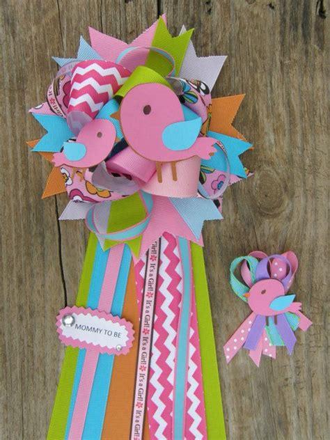 Corsage De Baby Shower by Bird Baby Shower Bird Baby Shower Theme Corsage Baby