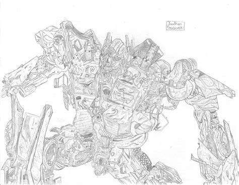 Transformers 5 Coloring Pages by Free Transformers Octimus Prime Coloring Pages To Print