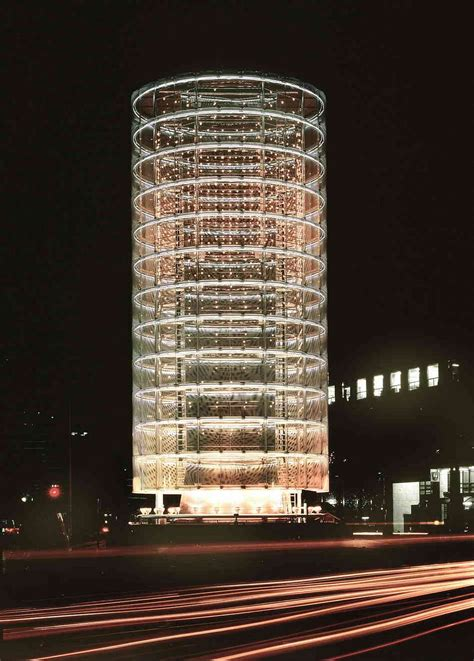 Guth Lighting Tower Of Winds By Toyo Ito Design Is This
