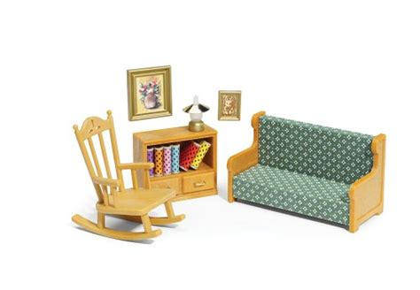 calico critters furniture accessories living room set