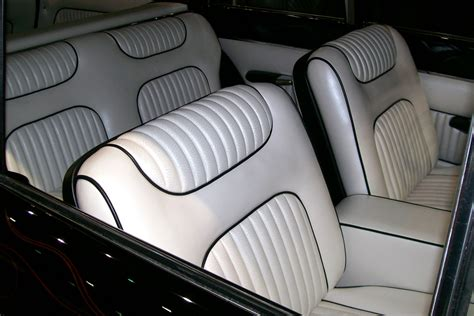 how to do car upholstery car interiors custom interior fabric pictures