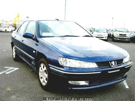 used peugeot 406 used 2000 peugeot 406 gf d9 for sale bf78777 be forward