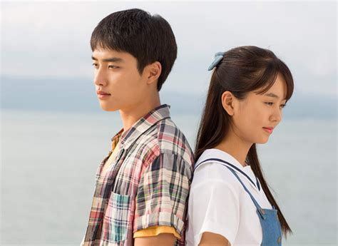 download film do exo pure love watch online pure love starring exo s d o and kim so hyun