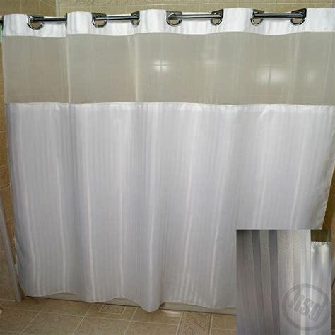 peek a boo shower curtain rujan peek a boo herringbone polyester shower curtain see