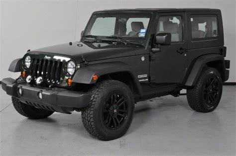 jeep sahara black 2 door black jeep wrangler 2 door