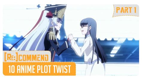 R Anime Plot by Rekomendasi 10 Anime Yang Mengandung Plot Twist Part 1