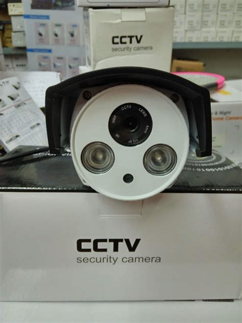 Promo Kamera Cctv Outdoor 2mp 1080p jual cctv ahd 2mp kamera pengintai outdoor indoor 1080p ir led murah livarts