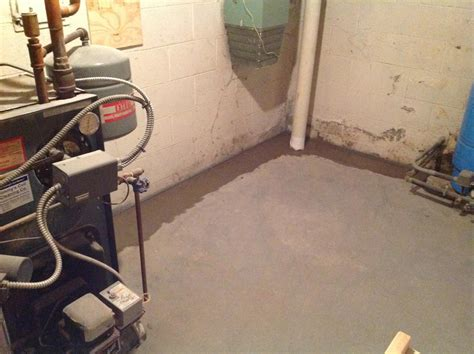 finished product new jersey basement waterproofing