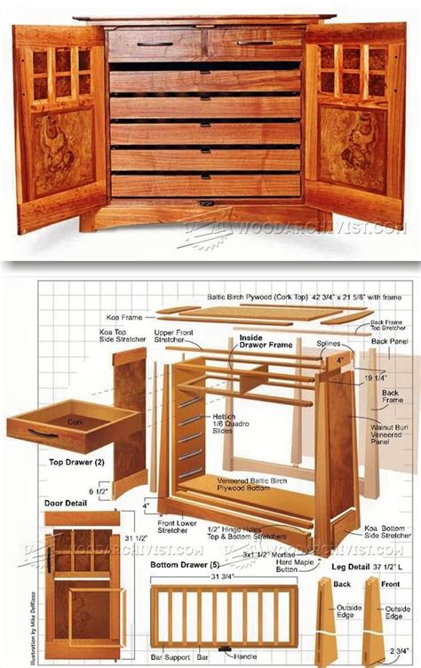 armoire furniture plans 25 best ideas about wine cabinets on pinterest beverage
