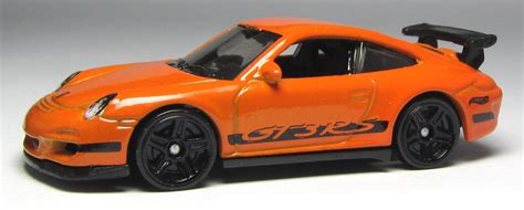 Hotwheels Porsche look wheels porsche 911 gt3 rs the lamley