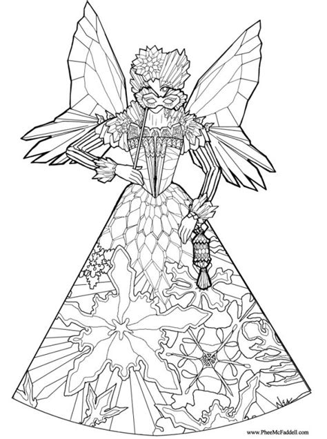 Coloring Pages For Grown Ups Fairies by Coloring Pages For Grown Ups Coloring