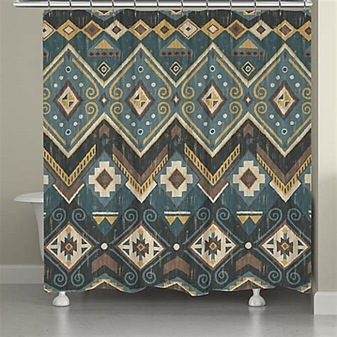 bed bath beyond albuquerque laural home 174 albuquerque shower curtain bed bath beyond