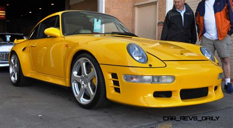 porsche ruf 1997 ruf porsche 911 turbo r yellowbird