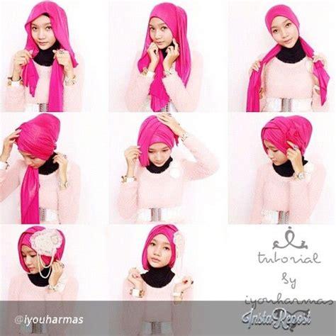 tutorial hijab untuk wisuda simple aneka model hijab modern untuk acara wisuda ayudha event