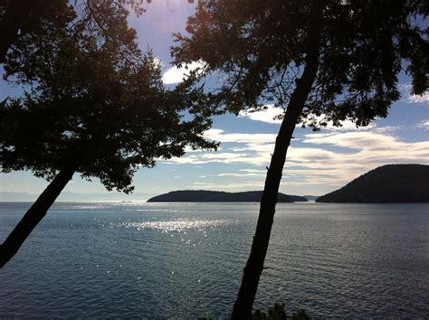 the magic of burrows bay a burrows bay books a beautiful fall day in burrows bay san juan islands