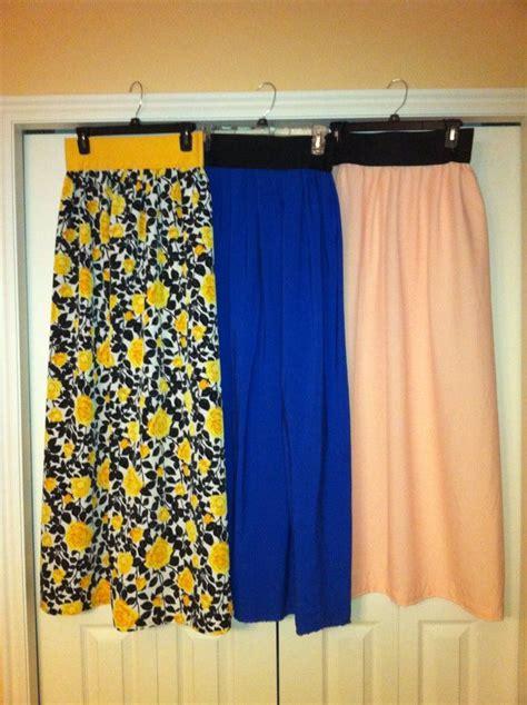 10 pretty maxi skirts to sew diy maxi skirt tutorials