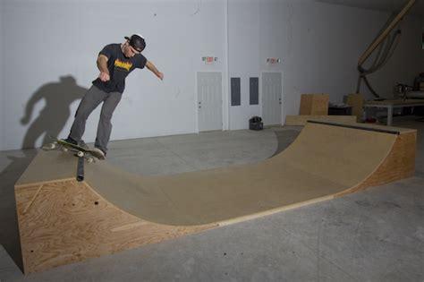 Building A Halfpipe In Your Backyard Skateboard Mini Halfpipe Plans Plans Diy Free Download