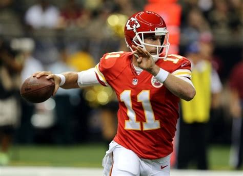 alex smith benched chiefs will try to give alex smith extension in off season