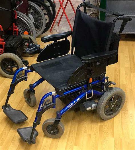 silla de ruedas electrica de segunda mano silla de ruedas el 233 ctrica segunda mano mirage por solo 890