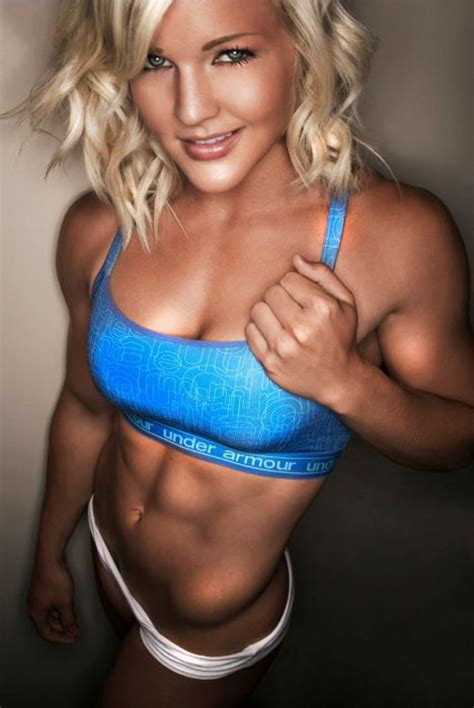 Hot abs girl