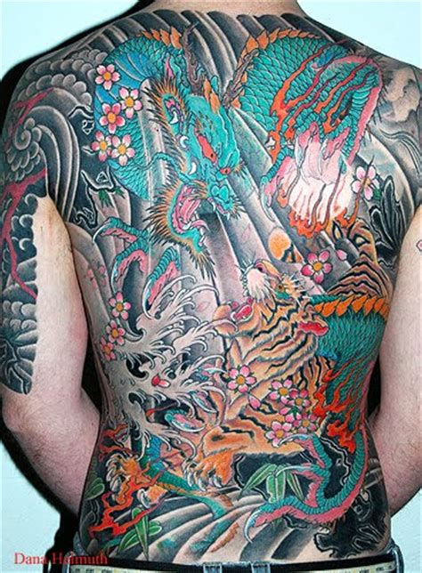 tattoo japanese back tattoo backpiece japanese dragon tattoo designs